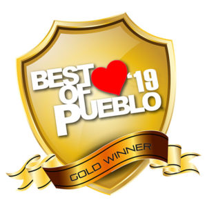 McClelland School Best of Pueblo 2019 Gold