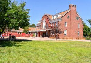 McClelland School Play Yard
