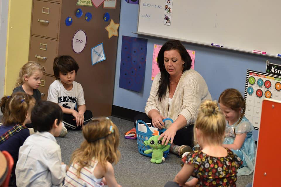 McClelland School Preschool Programs